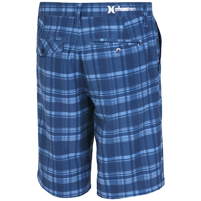 Bermuda Hurley Boardwalk Plaid