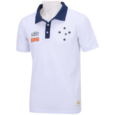 Camisa Polo de Viagem Olympikus Cruzeiro