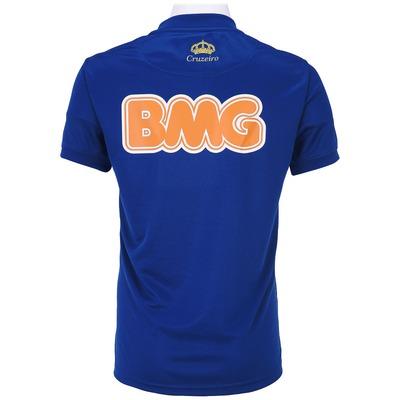 Camisa Olympikus Cruzeiro I 2014 s/n° - Infantil