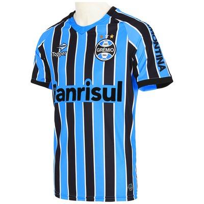 Camisa do Grêmio I 2014 nº 9 Topper