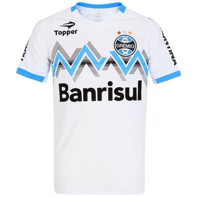 Camisa do Grêmio II 2014 nº 10 Topper