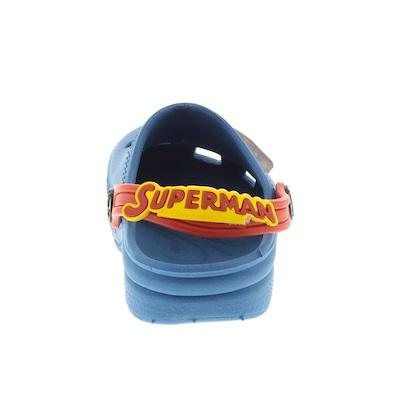 Sandália Plugt Light Superman - Infantil