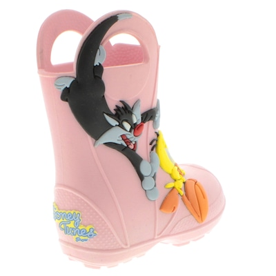 Bota Plugt Looney Tunes Piu Piu - Infantil