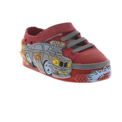 Tênis Plugt Carro Light - Infantil