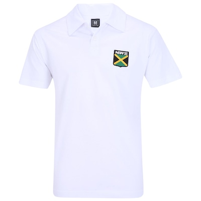 Camisa Polo New Skate Jamaica