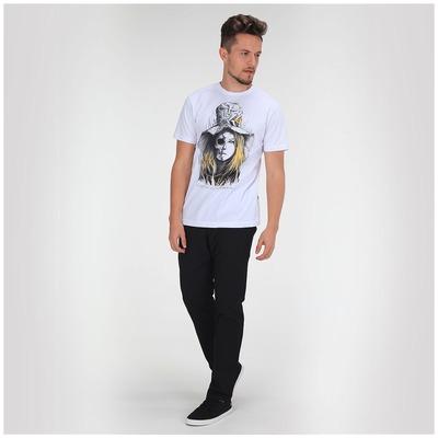 Camiseta Skate New Skate Espantalho