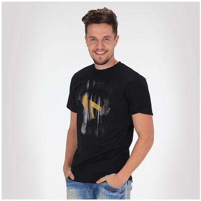 Camiseta Skate New Skate Sintético