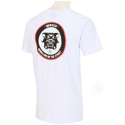 Camiseta New Skate Lobo 132044