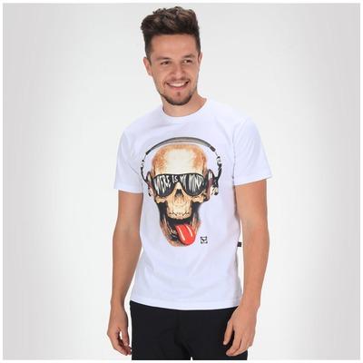 Camiseta Skate New Skate Skullface