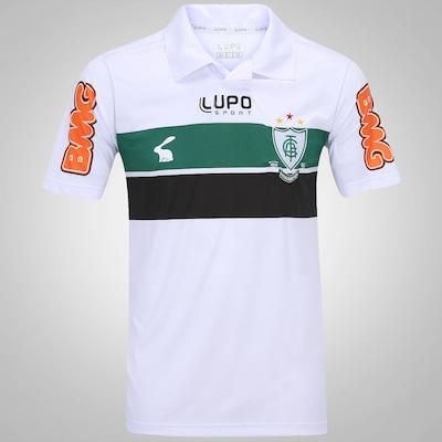 Camisa Lupo América Mineiro II 2014 nº 10