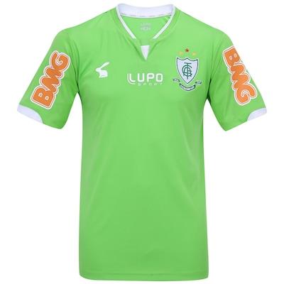 Camisa Lupo América Mineiro III 2014 n°10