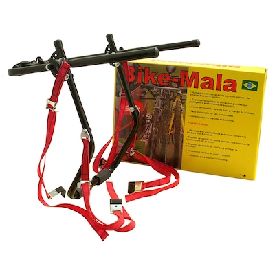 Suporte de Bicicleta para Carros Eqmax Big Bike Porta-Malas Universal
