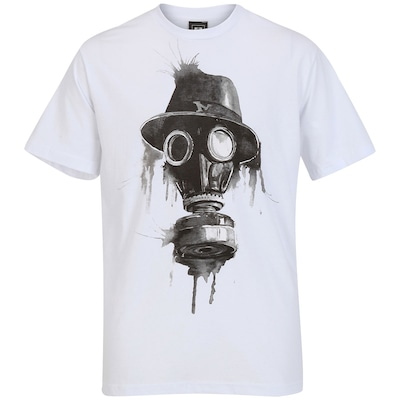 Camiseta Skate New Skate Hat Mask