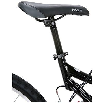 Bicicleta Oxer FS100 - Aro 26 - Freio V-Brake - Câmbio Traseiro Shimano - 21 Marchas