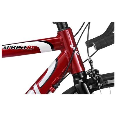 Bicicleta Caloi Sprint 10 Garfo em Carbono