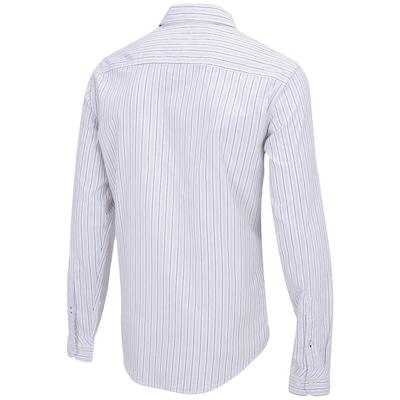Camisa Manga Longa Timberland Fine Stripe