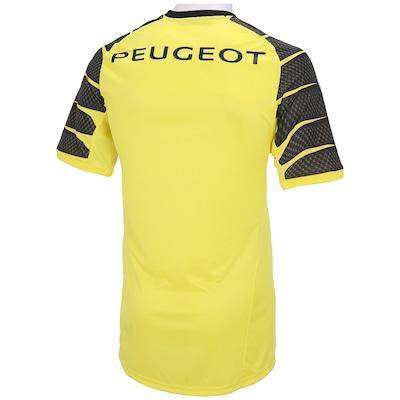 Camisa de Goleiro Flamengo I 2014 s/nº adidas
