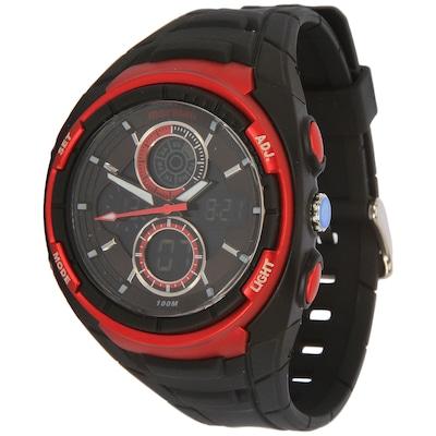 Relógio Masculino Analógico e Digital Mormaii AD900A