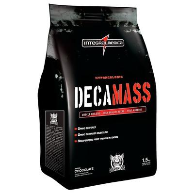 Hipercalórico Integralmédica Deca Mass - Chocolate - 1,5Kg