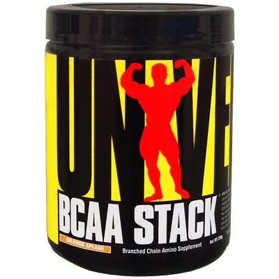BCAA Stack - 250 g - Sabor Laranja - Universal