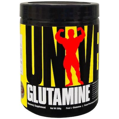 Glutamina Universal Glutamine - 300 g