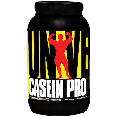 Caseína Universal - 100% Micellar Casein Pro - Chocolate - 909g