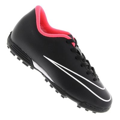 Chuteira Society Nike Mercurial Vortex - Infantil
