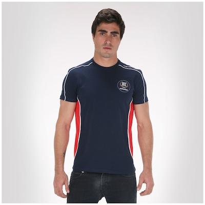 Camiseta Red Bull SC Recorte Later - Masculina
