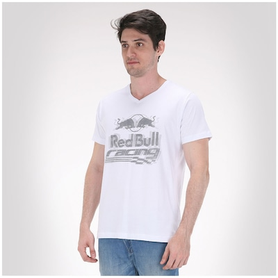 Camiseta Red Bull SC Logo Mono