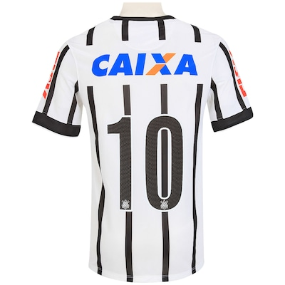 Camisa do Corinthians I 2014 nº10 Nike