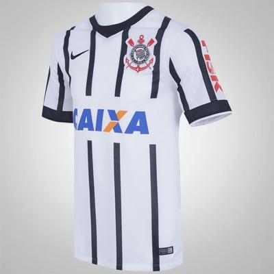 Camisa do Corinthians I 2014 s/nº Nike