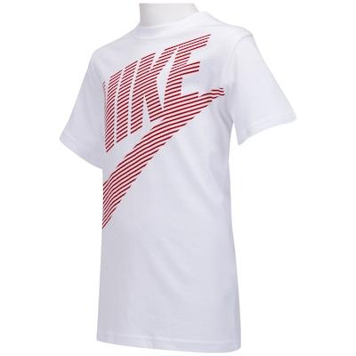 Camiseta Nike Swoosh Heritage - Infantil