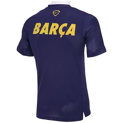 Camisa de Treino Nike Barcelona I 2014-2015