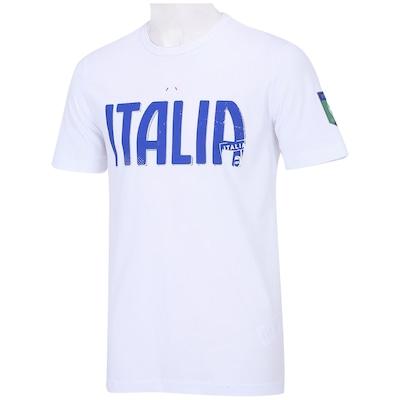 Camiseta da Itália Puma Graphic