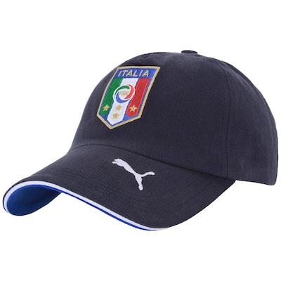 Boné Puma Itália FIGC- Snapback - Adulto