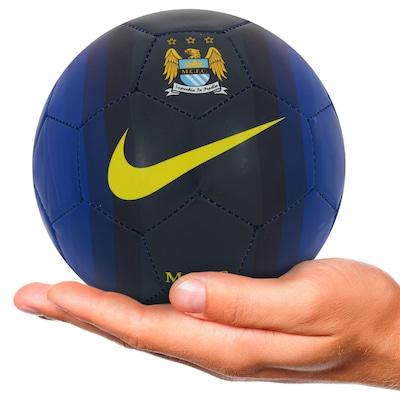 Minibola de Futebol de Campo Nike Manchester City – Infantil