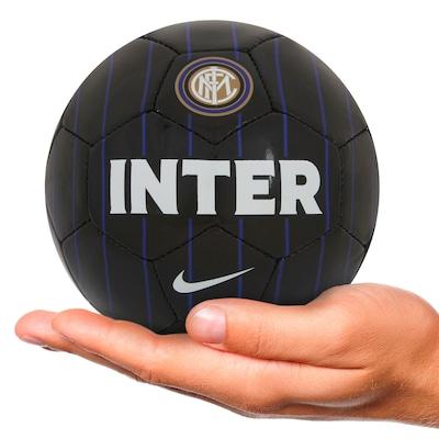 Minibola de Futebol de Campo Nike Inter de Milão - Infantil