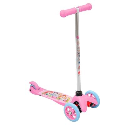 Patinete Bandeirante Skatenet Princesas Disney - Infantil