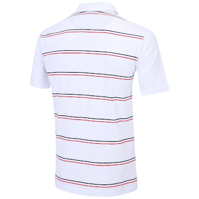 Camisa Polo Red Bull Listras – Masculina