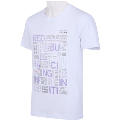 Camiseta Red Bull Racing Frases - Masculina