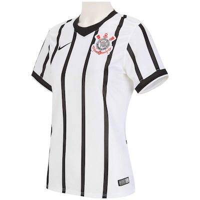 Camisa Nike Corinthians I 2014 s/nº - Feminina