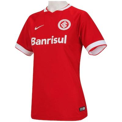 Camisa Nike Internacional I 2014 s/nº - Feminina
