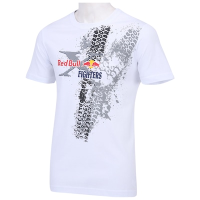 Camiseta Red Bull X Fighters Wheels– Masculina