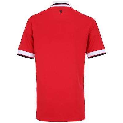 Camisa Nike Manchester United I 2014-2015 s/ nº - Juvenil