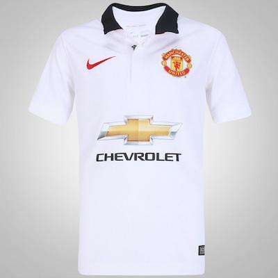 Camisa Nike Manchester United II 2014 - Infantil