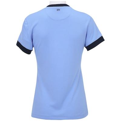 Camisa Nike Manchester City I 2014-2015 s/nº - Feminina