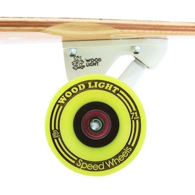 Long Board Wood Light Cruizer Fish W081