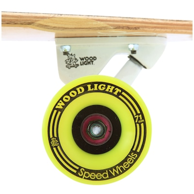Long Board Wood Light Cruizer Fish W082