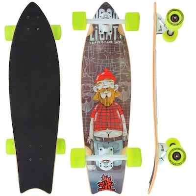 Long Board Woodlight Cruizer Fish W086
