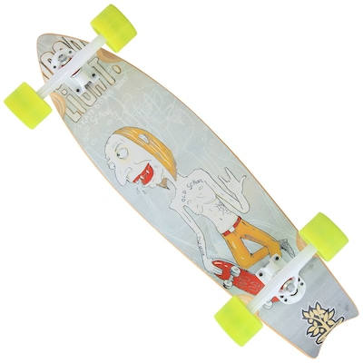 Long Board Wood Light Cruizer Fish W089